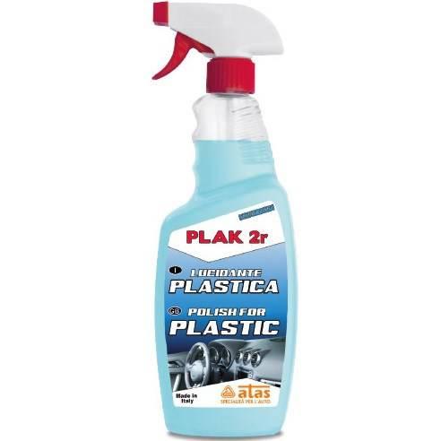 Plastic polishing Plak 2R 750ml Atas 005,221