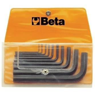 Series 11 Folded Hexagonal Keys 96AS-B11 Beta