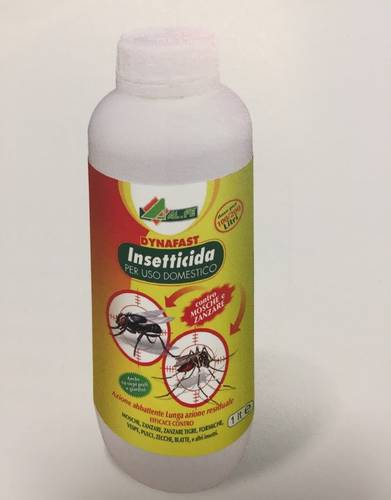 Liquid Insecticide Home Use Dynafast 1 lt Al.Fe