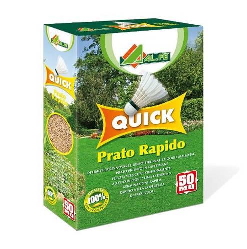 Quick Lawn Seeds Quick Al.Fe