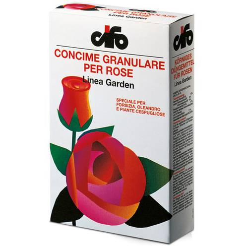 Granular fertilizer for Rose Kg.1 Cifo