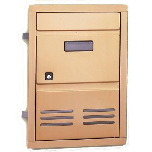 Mailbox door Recessed SC2 Cast Iron Alubox
