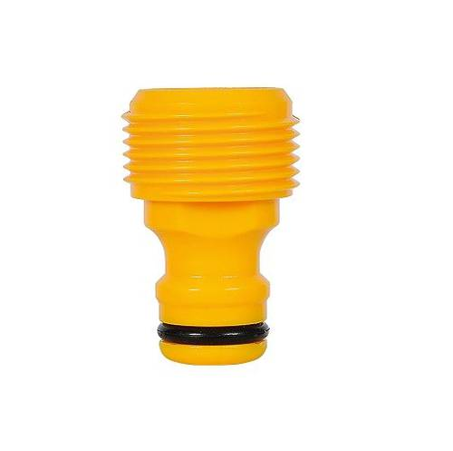 """Adapter with 3/4 """"BSP thread for Connectors and Garden Sprinklers 2289 Hozelock"""