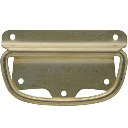 Stainless Steel Brass Handle Cm.11