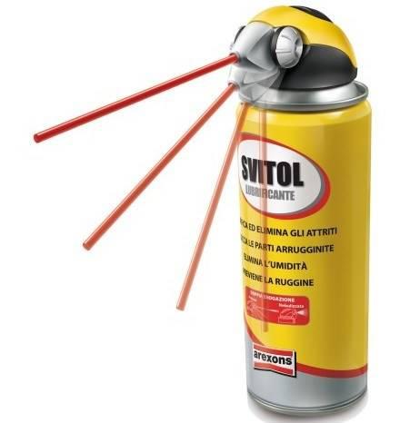 SVITOL Lubrificante Sbloccante Spray 400 ml 4129 Arexons