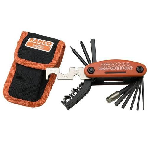 Key multi-tool for bike parts 17 BKE850901 Bahco