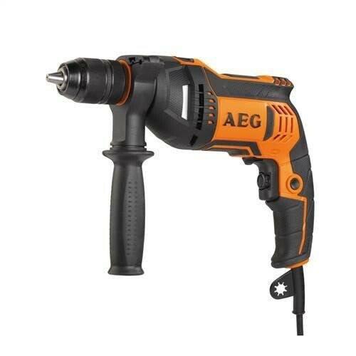 Impact Drill 750W Self-Locking Chuck 13mm SBE 750 RE A&G