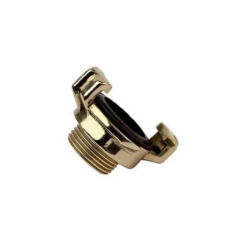 Male Threaded Brass Fitting for Aquajet Garden Hoses