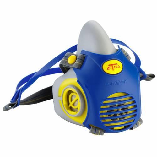 TPE Half Mask Respirator for 2 ETNA 2000 Mile Filters