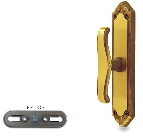 Handle in Smoked Brass High Grip Cremonesi GPB Lady Game Ez Q7