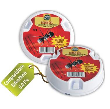 Antic Insecticide Bixan AMP 1 RB Gel gr.10 Green World