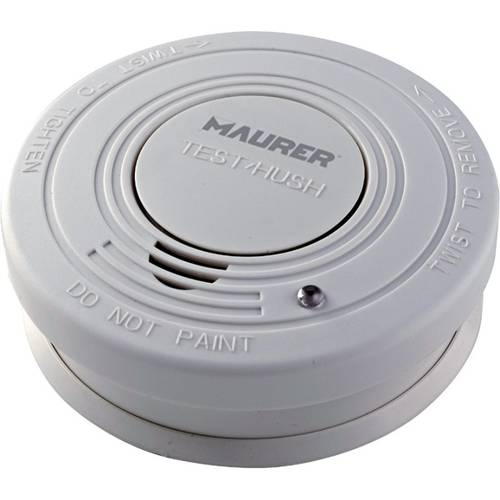 Battery Smoke Detector 096157 Maurer