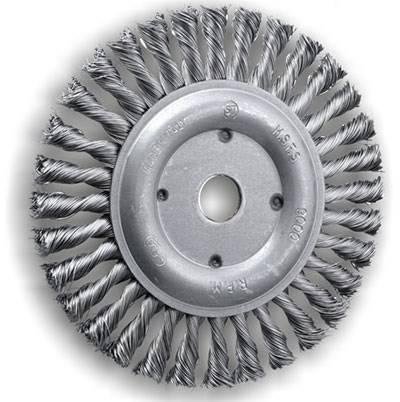 Brush Circular Mazzetti Ritorti U115 grinder to SIT 500