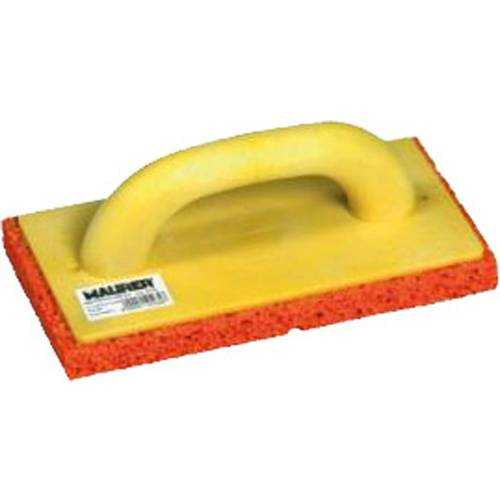 Trowel Polystyrene / Sponge mm140x280x18 091035 Maurer