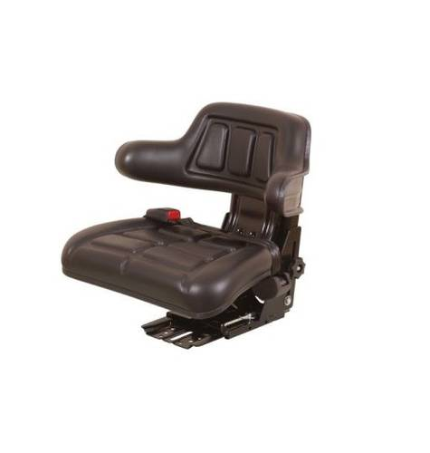 PVC Seat with Mechanical Suspension and TS15601GP GoPart Belts