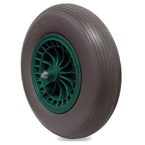 Full Wheel for Polyurethane Wheelbarrow 4.80 / 4.00 - 8 Verdegarden