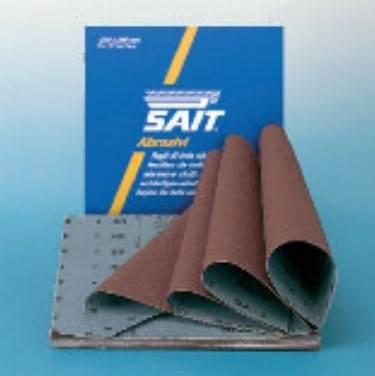 Foglio Tela Abrasiva S-Saitex EA-F 230x280 mm Sait