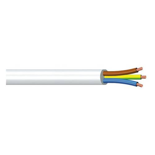 White H05VV-F cable