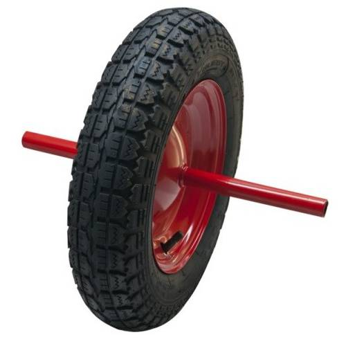 3.50 - 8 Replacement Wheel for Heavy Wheelbarrow Orion