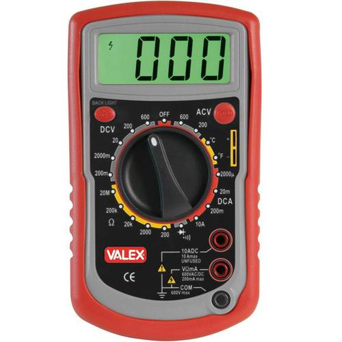 Tester Digitale P6000 1800155 Valex