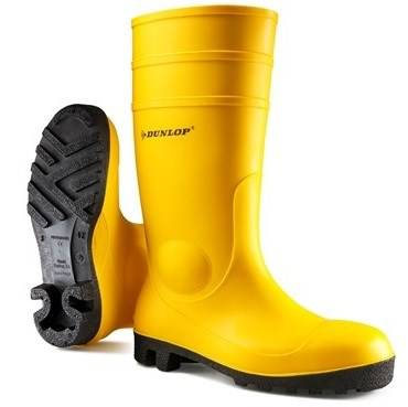Boots antinfortunistici S5 Yellow Dunlop Protomastor 142YP