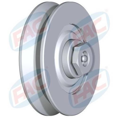 Gola wheel V with bearing balls and pin Greaser VA1102.090