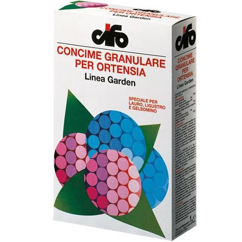 Granular fertilizer for Ortensia Kg.1 Cifo