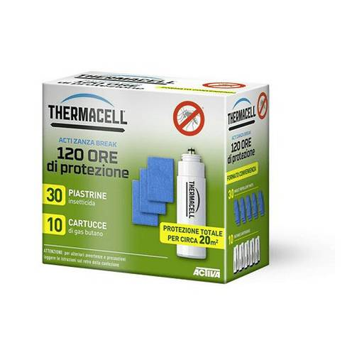 Recharge 120 Hours of Protection for Thermacell Activa Mosquito Devices