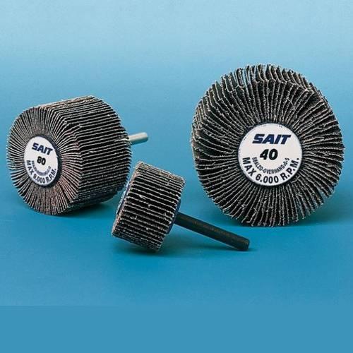Lamellar wheel 60x30mm with Gambo G-Saitor Sait