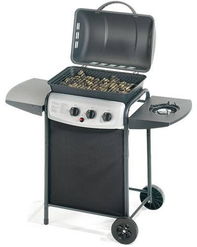 Barbecue a Gas Ecolava Plus 4938/CR Ompagrill