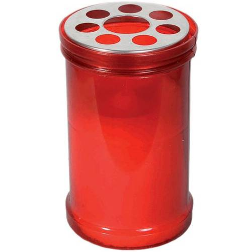 Ceramic Votive T.80 Red