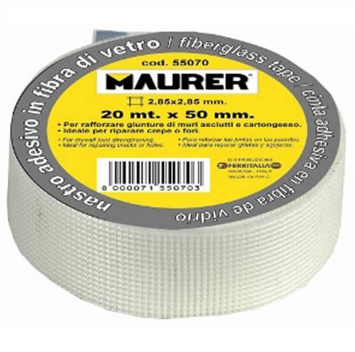 Glass Fiber Adhesive Tape Mt.0,05x90 Maurer