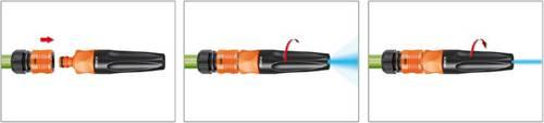Lancia Irrigation Pro Adjustable 8535 Claber