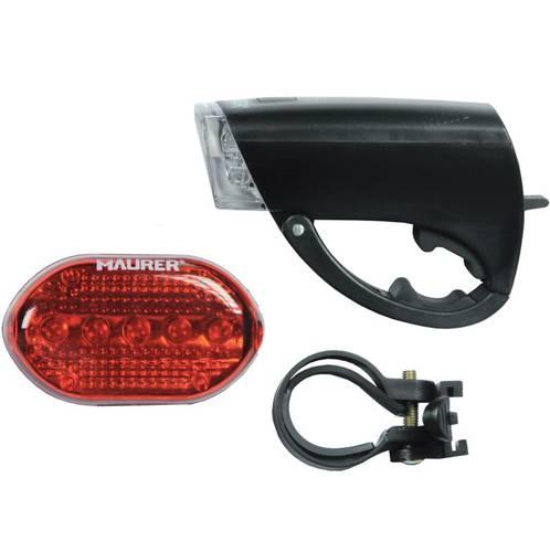 Headlights Kit for Bike 5 Led 093,658 Maurer