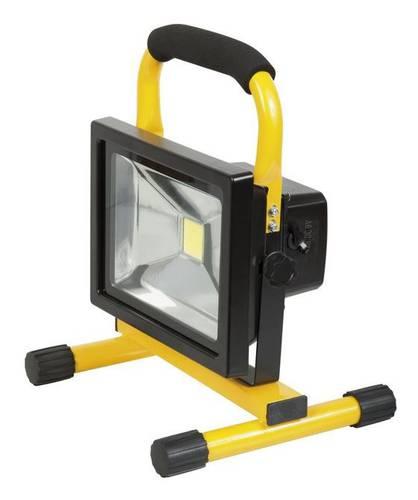 20W LED spotlight with Rechargeable Battery PRSPOT20PBAT Ribimex