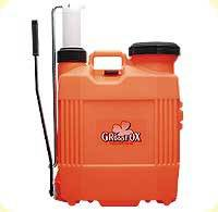 Pump Backpack Weeding Fox 16 Liters Volpi 920PCG