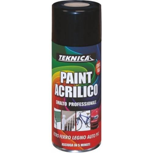 Vernice Acrilica Spray 400ml Paint Spray Teknica