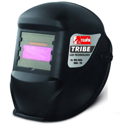 Automatic Mask Tribe MMA-MIG / MAG-TIG Telwin 802837