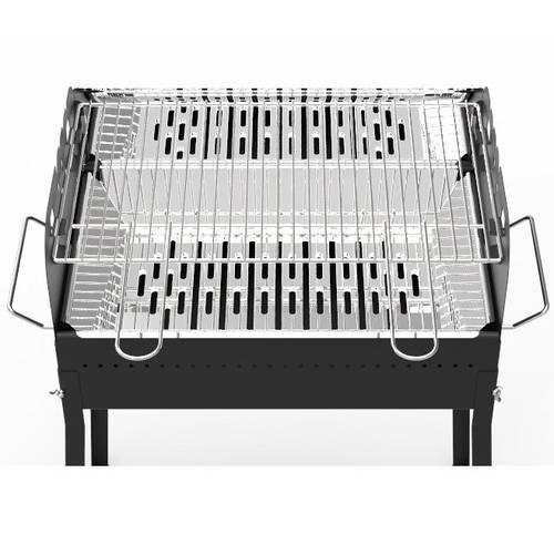 Barbecue Inox a Carbonella Sirio Art.156 Ferraboli