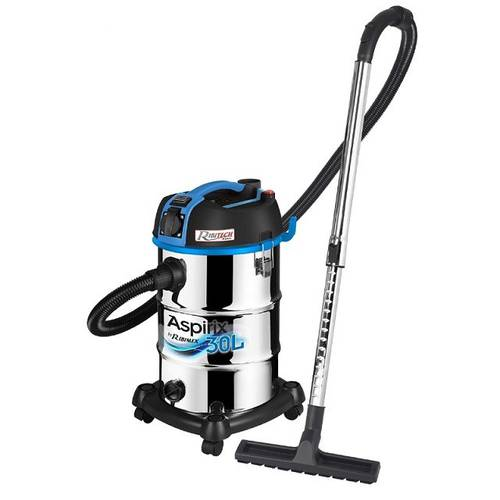 Vacuum Cleaner Solid and Liquid Vacuum Cleaner ASPIRIX 1200W 30Lt PRASP31LPE Ribimex