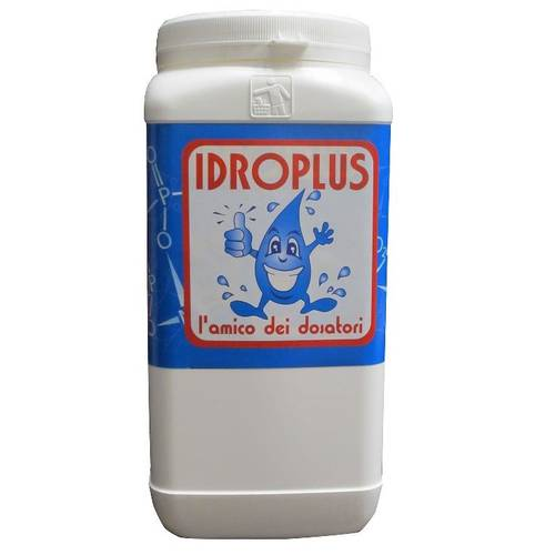 Polyphosphates Idroplus salts 1 kg Descaler for Dispensers Softeners