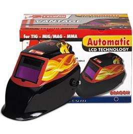 Maschera Autoscurante Vantage Dragon MMA-MIG/MAG-TIG Telwin 802614