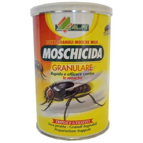Granular Bait moschicida 500 gr Al.Fe Flies Insecticide and Tafani