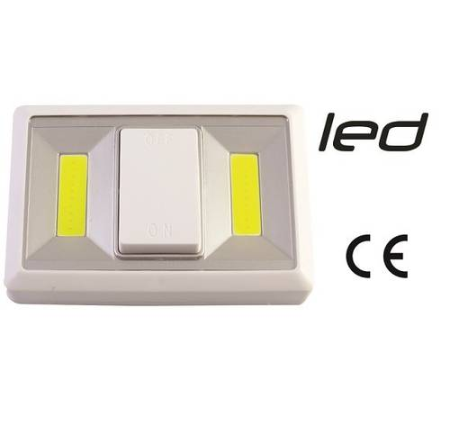 Led Recessed Wall Light Lamp with Switch 99432 Maurer