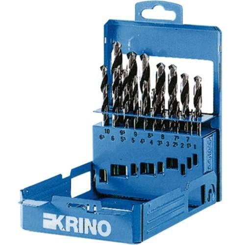 19pz assortment. Tips Adjusted Standard Visidex 1-10x0,5 mm Krino 01085401