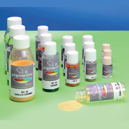 """Pigment Microgranules Dyeing """"Pigment"""" for Water Paint"""