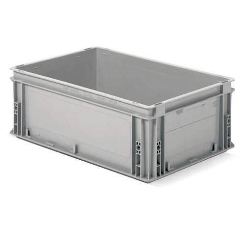 Box in Polypropylene Athena Ecogreen 40 Lt Dark Gray 6422A Fami