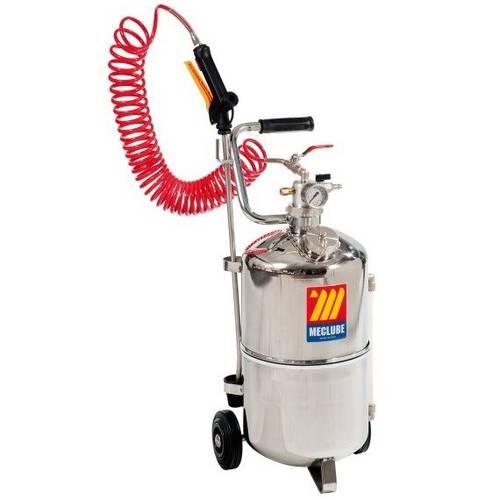 Steel nebulizer for liquids Aggressive 24 Liters 050-1510-000 Meclube