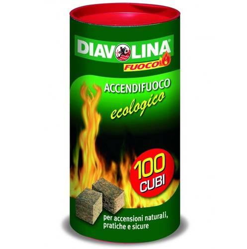 Firelighter 100 cubes Ecological lighters