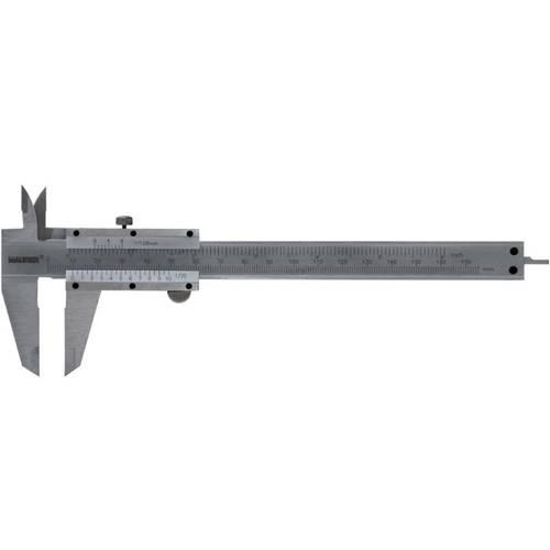 Calibro 1/20 Inox mm.150 089567 Maurer